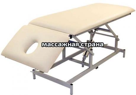 Массажный стол Профи 2 с гидроприводом